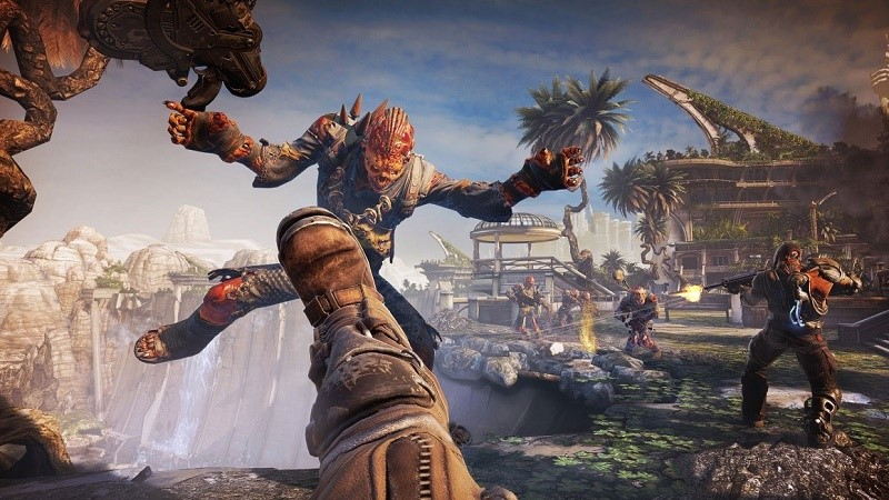 Bulletstorm: Full Clip will not be a free upgrade for existing Bulletstorm owners on PC