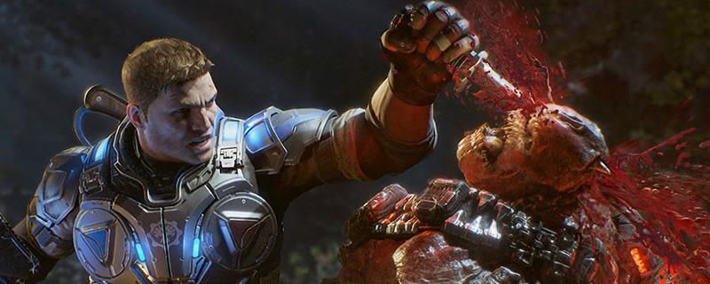 Campaign Split-Screen comes to Gears of War 4 on PC