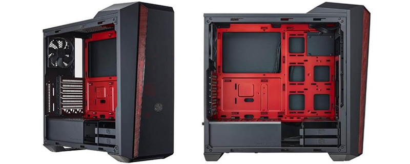 Cooler Master announces their MasterBox 5t chassis