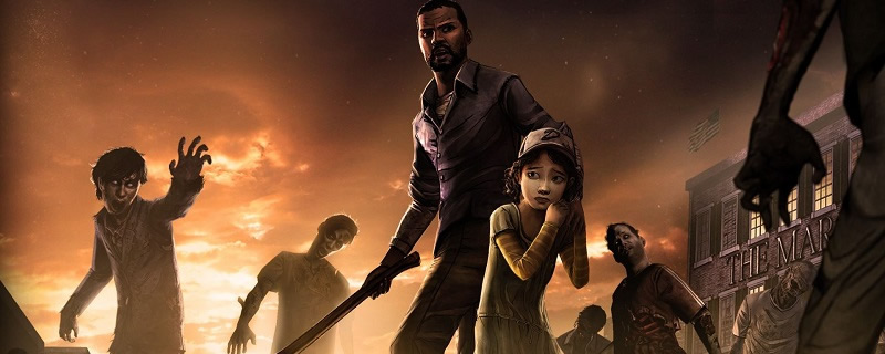 The Walking Dead Season 1 is now available for free on Twitch Prime