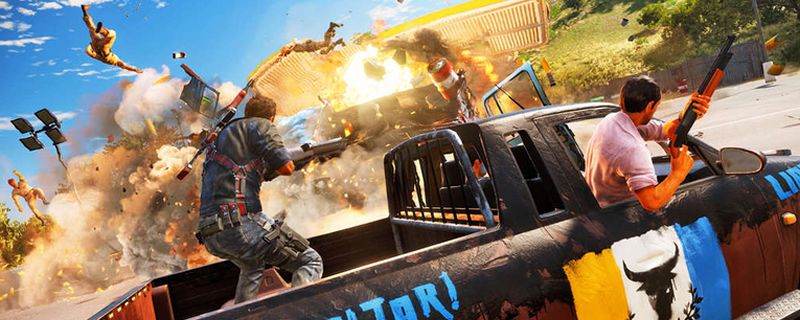 Just Cause 3's Multiplayer mod enters public beta tomorrow