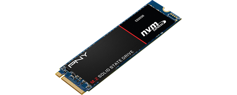 PNY announce their CS2030 series of M.2 NVMe SSDs