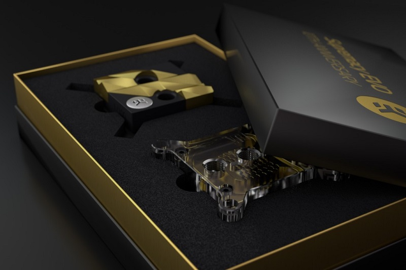EK announce their 10th Anniversary Supremacy Evo waterblock