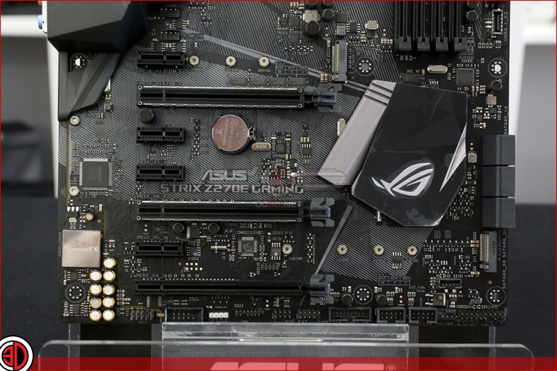 ASUS Strix Z270E and Z270F