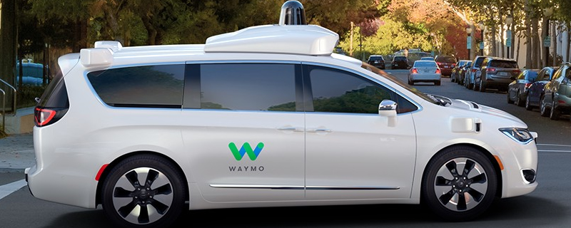Google spins off their self-driving car division to create Waymo