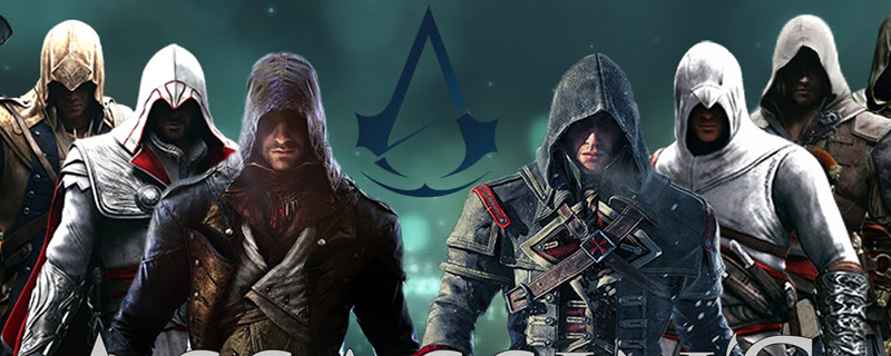 The Humble Assassin's Creed Bundle is now live