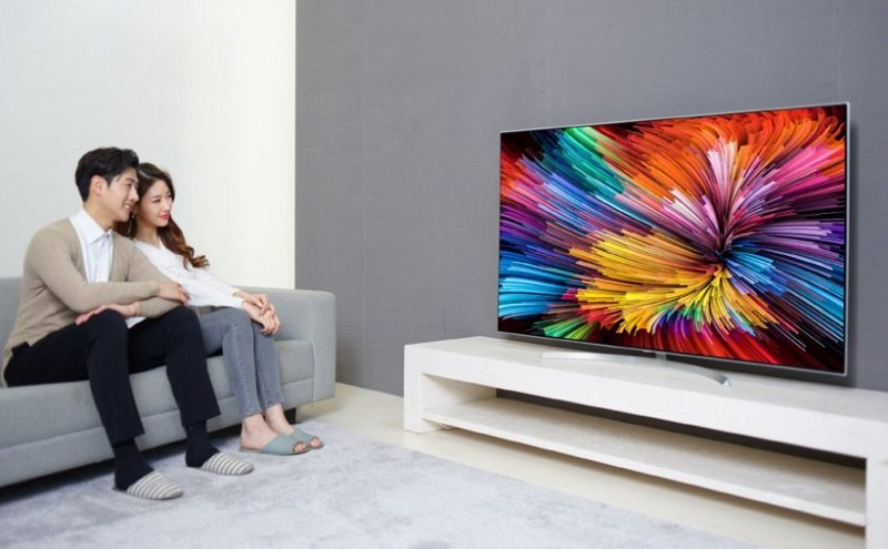 LG announce their new Nano Cell Colour Technology to rival Samsung's Quantum Dot
