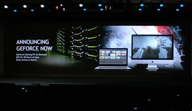 Nvidia announces Geforce Now for PC and Mac