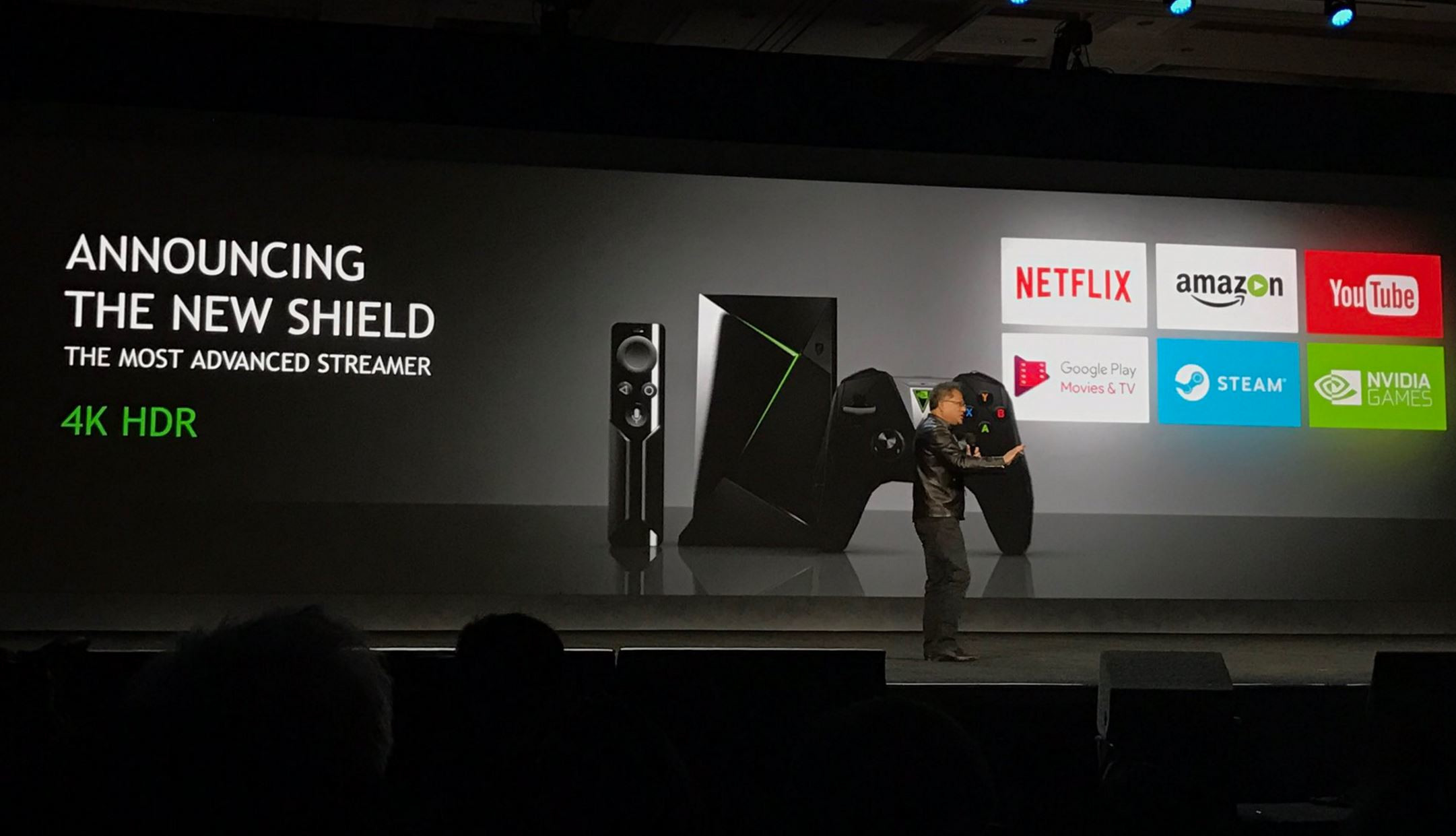 Nvidia announces their new 4K HDR Shield for $199