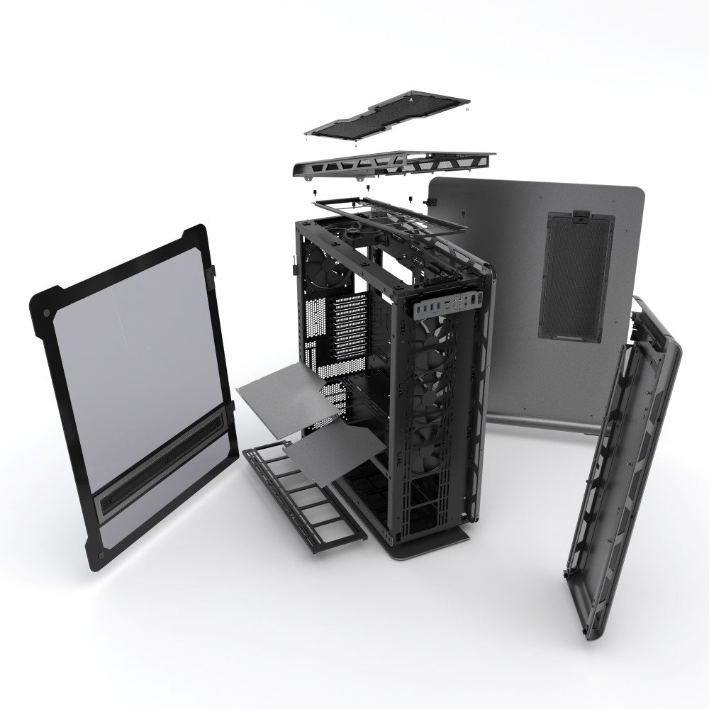 Phanteks announce their new Enthoo Elite chassis