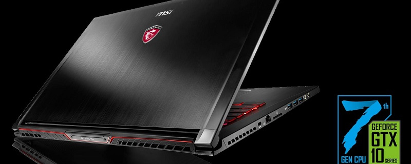 MSI upgrades their notebook lineup with Kaby Lake CPUs and Pascal GPUs
