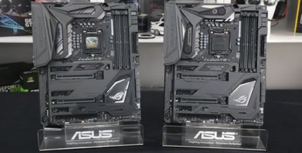 ASUS ROG Z270 Maximus IX Code and Formula Review & Comparison