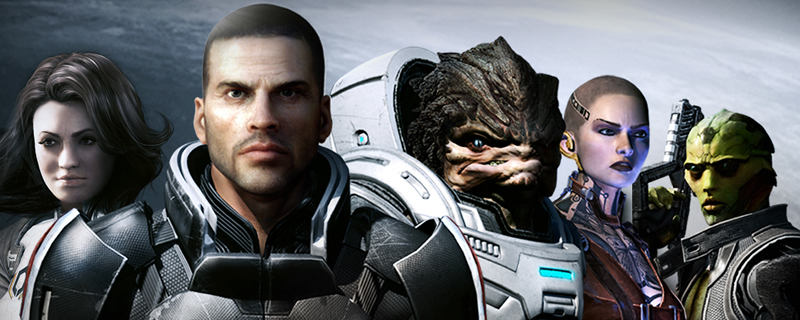 Mass Effect 2 is now available for free on Origin