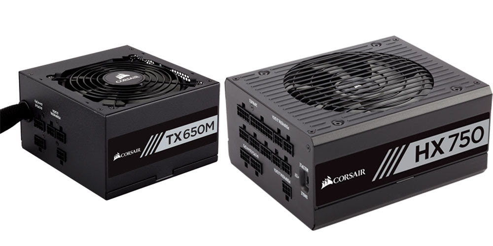 Corsair announce their Bulldog V2 system and HX/TX-M Series PSUs