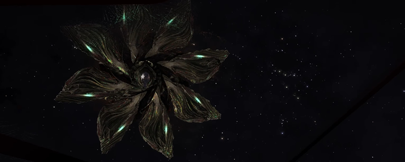 Aliens have been found in Elite Dangerous