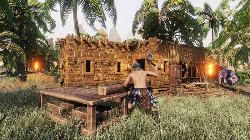 Conan Exiles PC system requirements