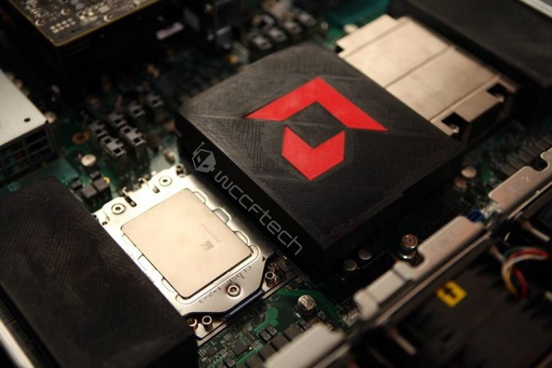 AMD's Naples server platform has been detailed