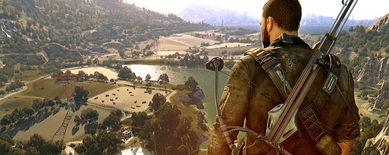 Dying light now features support for Tobii Eye tracking