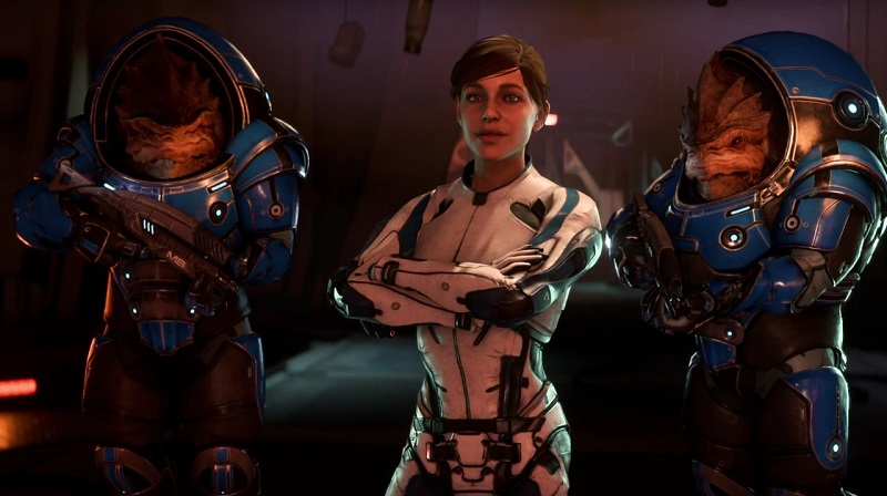 EA Access members will get a 10 hour demo of Mass Effect Andromeda
