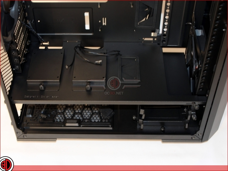 CoolerMaster MasterAccessory LED Partition Plate Review
