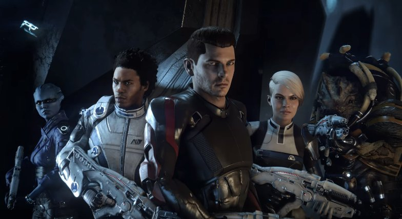 Bioware release a new cinematic trailer for Mass Effect Andromeda