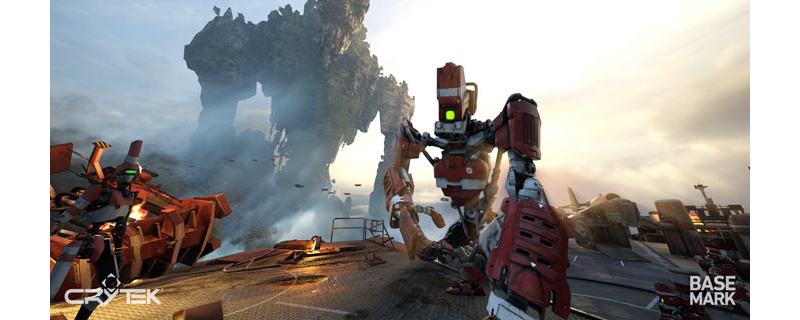 Basemark launch their new VRScore PC VR benchmark with DX12 support