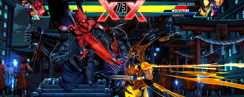Ultimate Marvel VS Capcom 3 PC system requirements