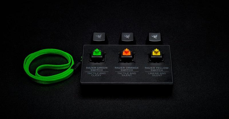 Multi-award Winning Razer Mechanical Switches