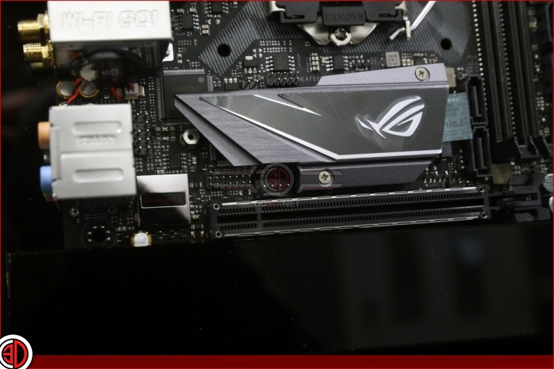 ASUS Z270I Strix ITX Review