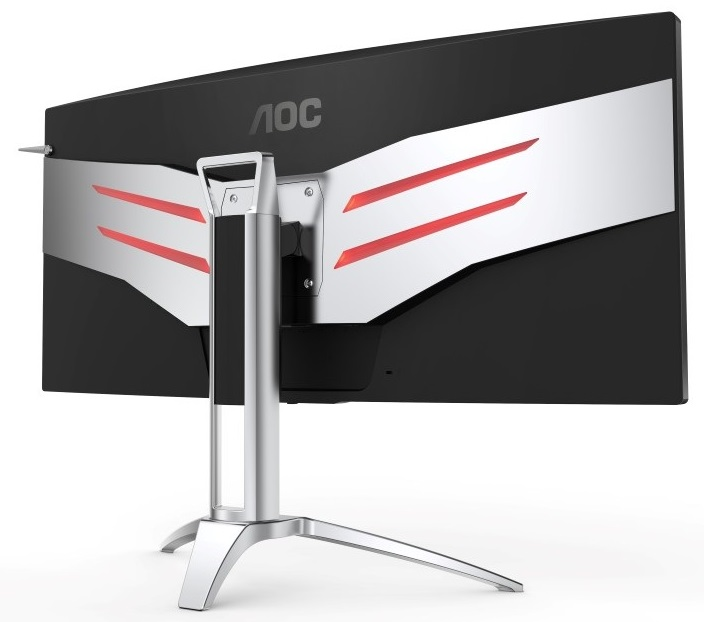 AOC's new 200Hz 35-inch 21:9 AGON AG35QCX Freesync monitor is now available for purchase