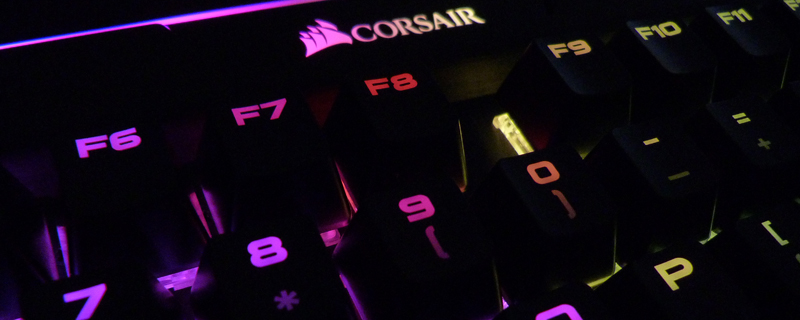 Corsair K95 Platinum Speed Review