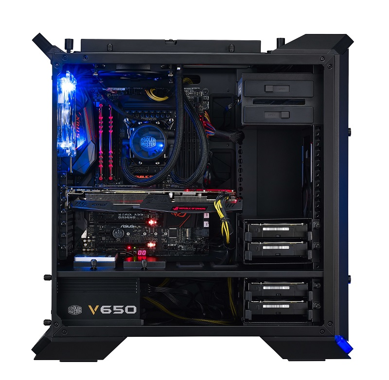 Cooler Master announces their MasterCase Pro 6 chassis
