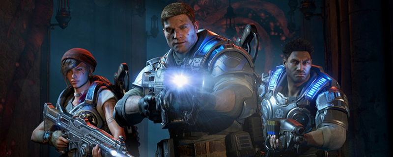 Gears of War 4 now takes up over 100GB of storage on PC