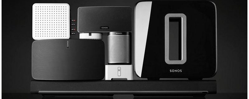 Sonos is increasing the UK prices of their speakers