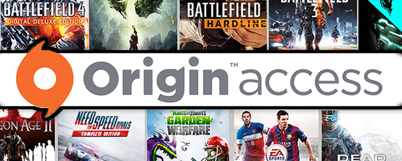 EA is now offering PC gamers with a 7-day free Origin Access trial