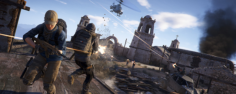 The Ghost Recon: Wildlands beta is now available to Preload