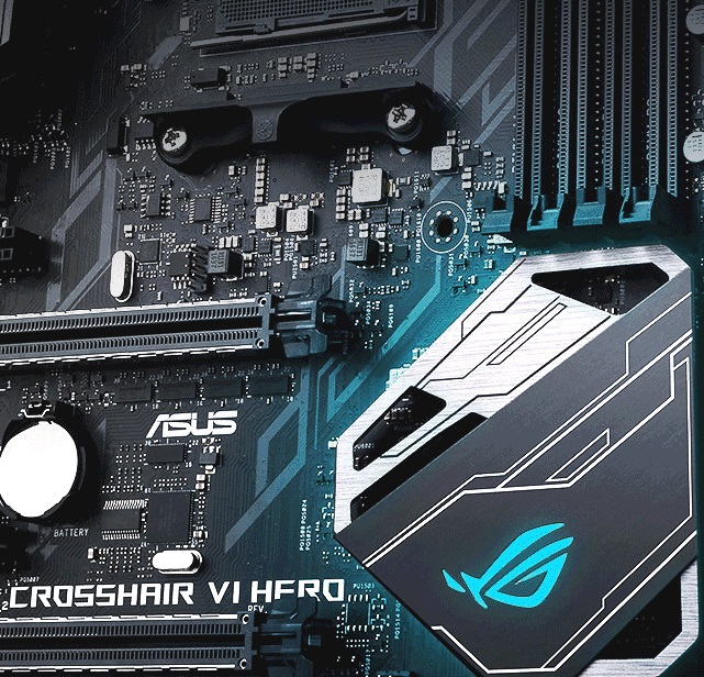 Does ASUS' X370 Crosshair VI Hero support AM3+ CPU coolers?