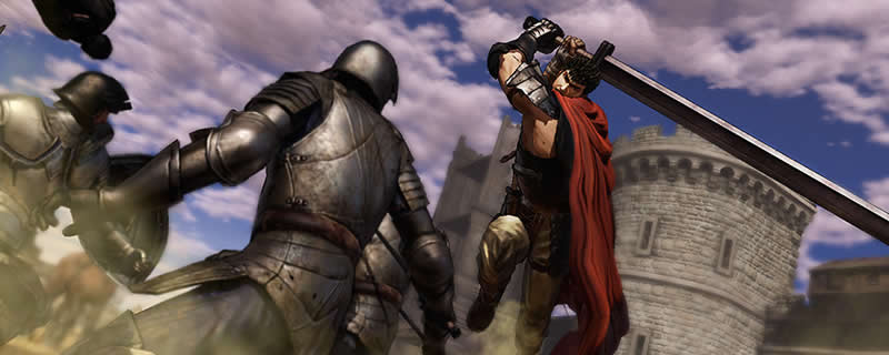 BERSERK and the Band of the Hawk PC system requirements