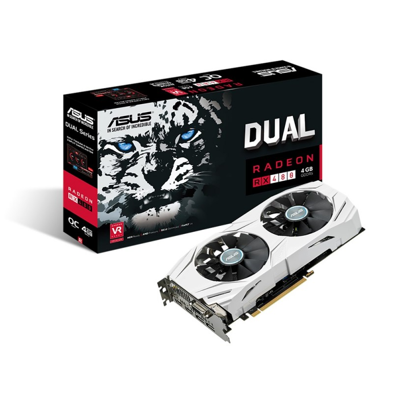 ASUS and Overclockers UK are currently offering some fantastic RX 480 prices