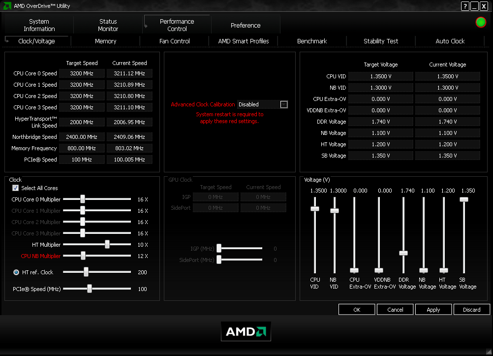 AMD Ryzen Master Overclocking Utility detailed - Back Page