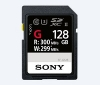 Sony announces world's fastest SD cards