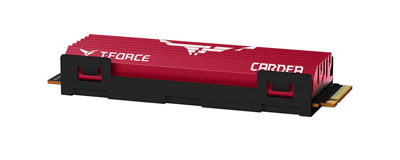 Team Group introduce their T-Force Cardea NVMe M.2 SSD