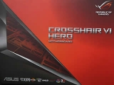 AMD Ryzen ROG AM4 Crosshair VI Hero Preview