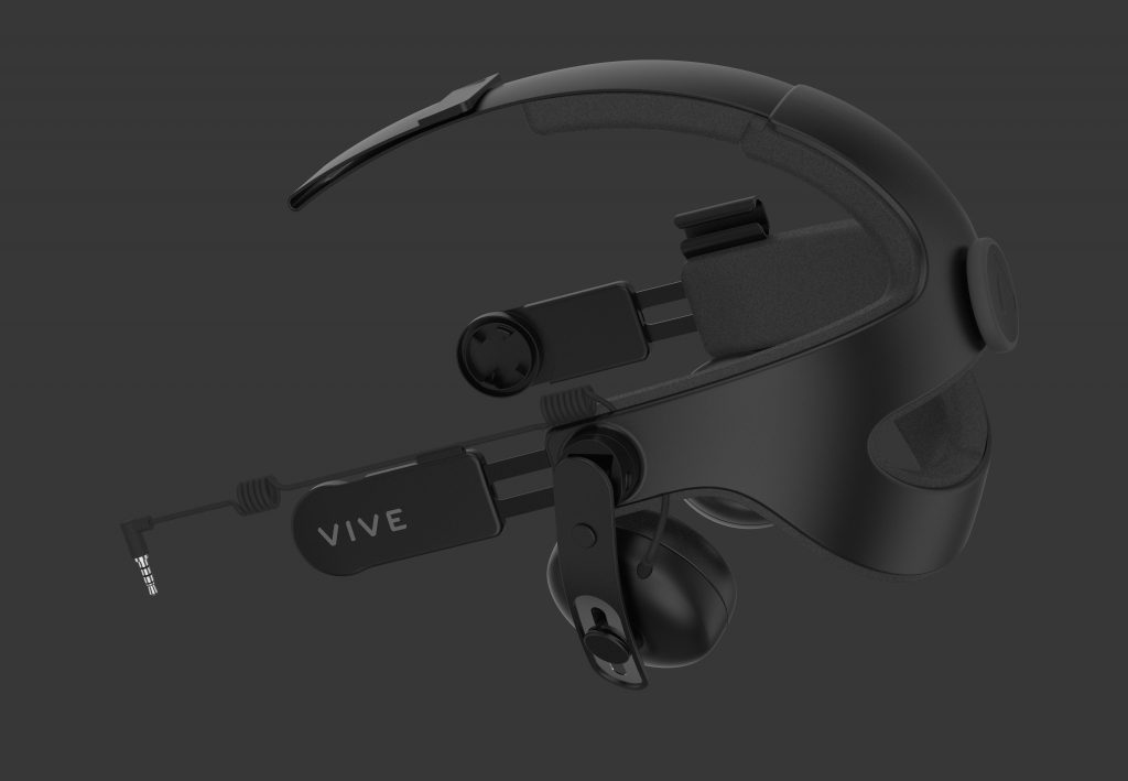 HTC announce their Vive Deluxe Audio Strap's pricing an release date