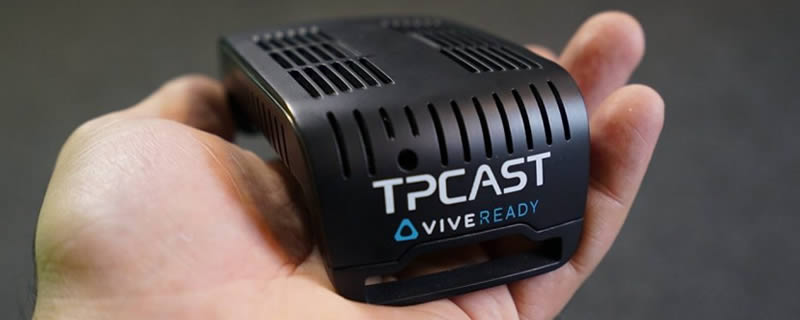 TPCAST's wireless Vive add-on will be available in Europe during Q2 2017