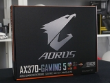 Gigabyte Aorus AX370 Gaming 5 Preview