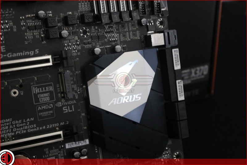 Gigabyte Aorus GA-AX370 Gaming 5 Preview