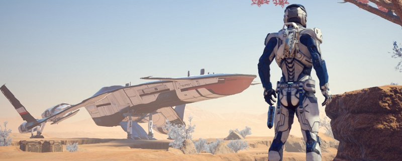 Mass Effect Andromeda Exploration Trailer