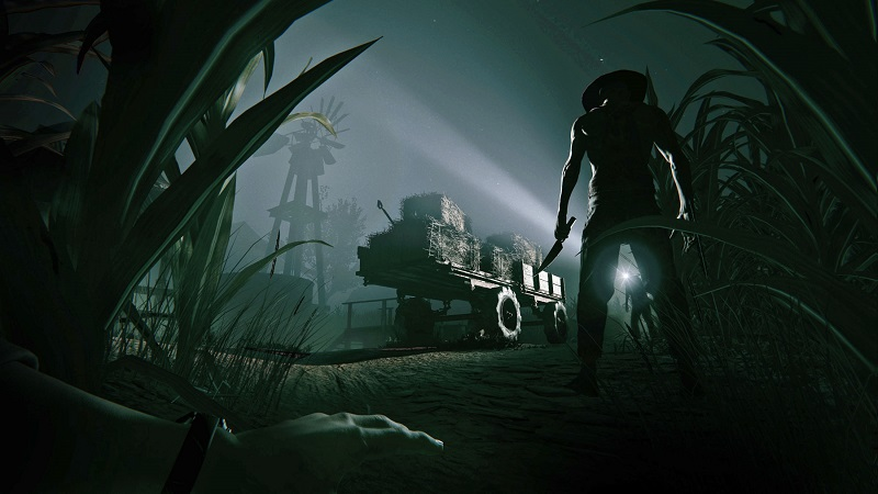 Outlast 2 will launch on April 25th