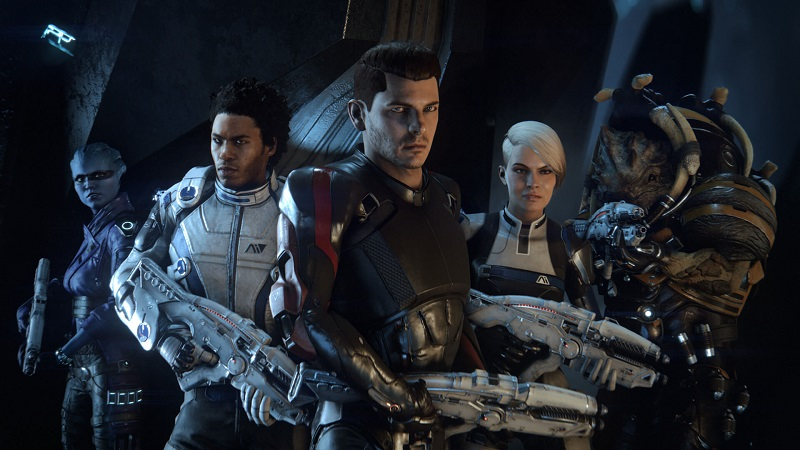 Post launch Mass Effect Andromeda multiplayer maps will be free